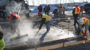 carrollton concrete conctractor - carrollton concrete crew 3