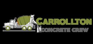 carrollton concrete crew logo